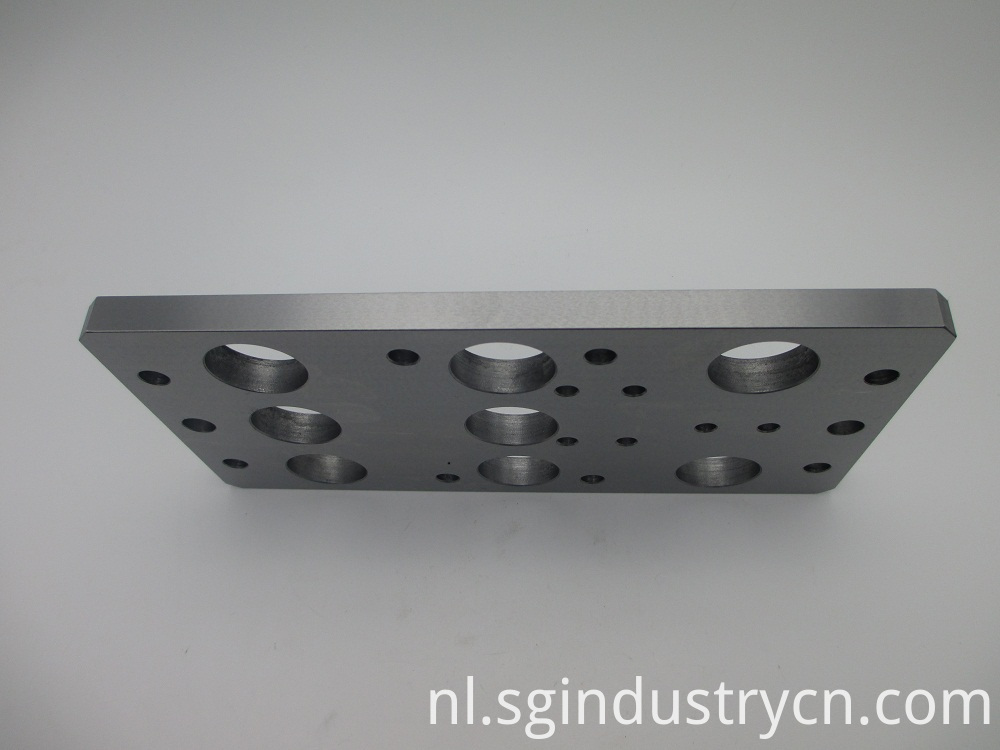 Metal Structure Cnc Machining Parts