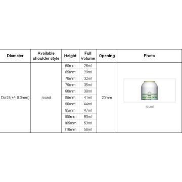 Aerosol Spray Cans (BN-Aerosol can-Dia28)