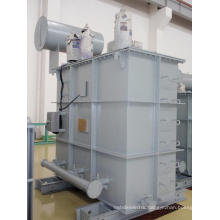 12.5MVA,35kV Transformer for Electric Arc Furnace, three-phase, OLTC