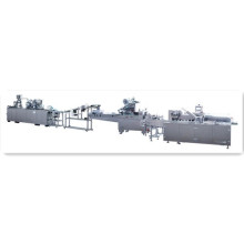 Blister-Pillow-Cartoning  machine production line