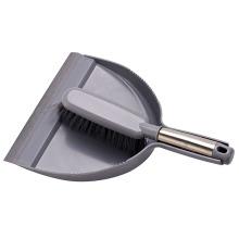 Recogedor de polvo de manija corta para limpieza del hogar