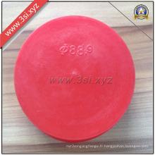 Chapeaux de protection en plastique de 88mm pour le tuyau en métal (YZF-H162)