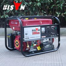 BISON (CHINE) OHV Elemax Design Honda Engine Générateur d'essence 5000DX