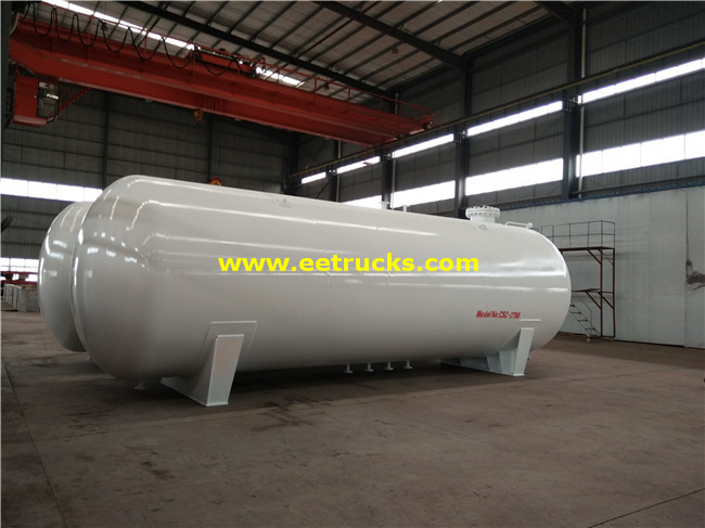50000 Litres Domestic LPG Tanks