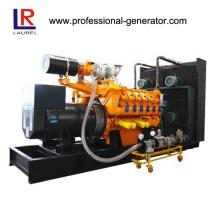 Conjunto de gerador de gás natural de 500kw CHP