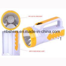 2 Функции Солнечный светодиодный прожектор Настольная лампа
