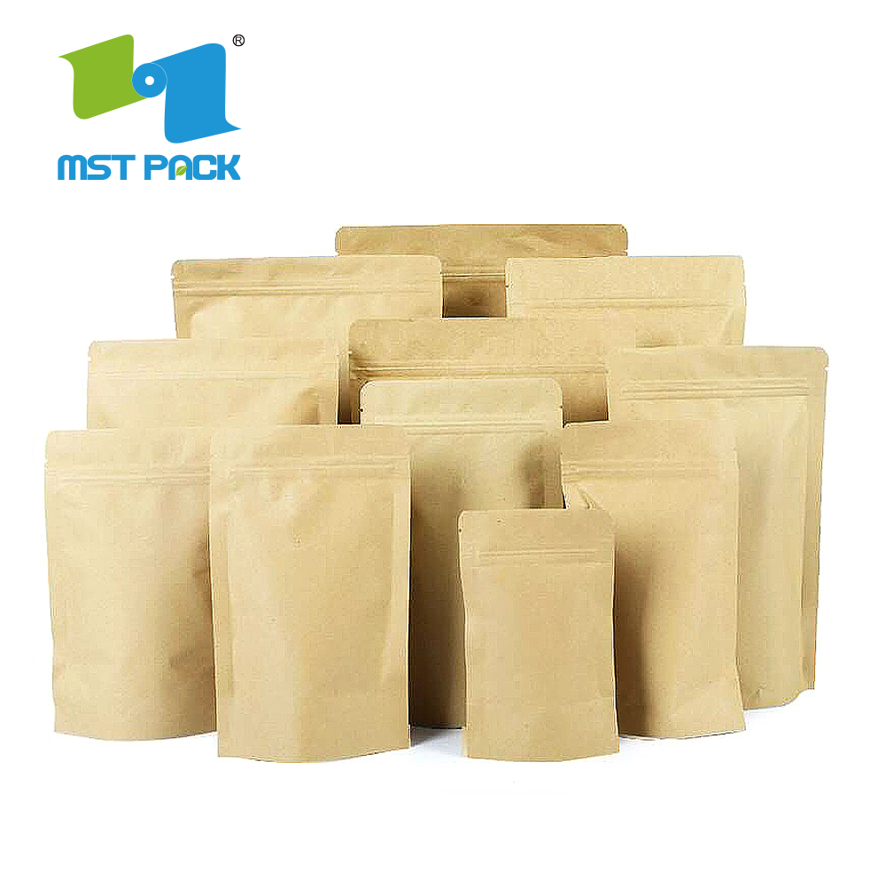 Paper Kraft Packaging Bag
