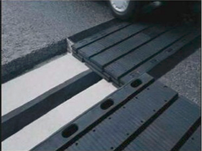 Bridge Deck Rubber Expansion Joints