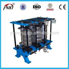Máquina de construção ou máquina de dobra de folhas planas