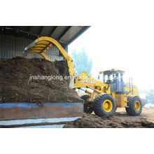 XCMG 5ton Clamp Loader (pince à herbe)