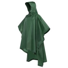 Rain Poncho, Waterproof Raincoat with Hoods for Outdoor Activities