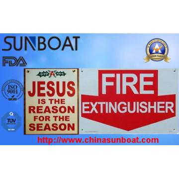 Customized Enamel Sign Board/Bill Board
