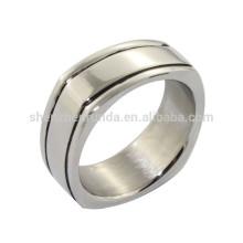 Atacado Beautiful Mans anéis de fabricação de jóias em branco a partir de China fabricante