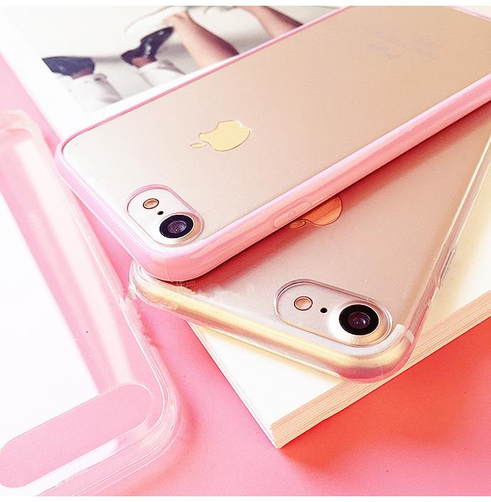 PC and TPU phone case