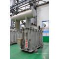 66kv Transformateur de puissance de distribution immergé au pétrole