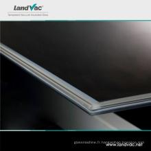 Vitrage creux à économie d'énergie Landvac pour portes en verre