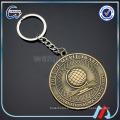 (Kc-143) Porte-clés en métal personnalisé promotionnel 2016