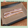 Unbleached Baking Paper Sheet Bacon Cooking