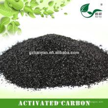 Carbone activé à base de coquillage Prix du charbon actif par tonne d'eau