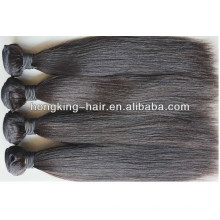 wholesale cheap 100% brazilian hair light yaki straight hair weave