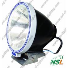 Lampe de travail HID 9 pouces 55 W, faisceau d'inondation / faisceau spot 4X4 Xenon HID conduite bleu clair et argent (NSL-4500)