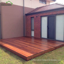 waterproof outdoor Merbau decking