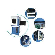 Vollständig umschlossenes Modell 20W Faser-Laser-Markierungssystem / Faser-Laser-Markierung