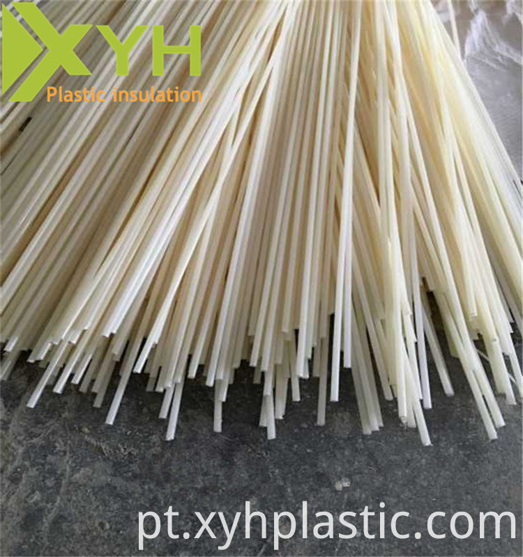 Thermoformed ABS plastic rod