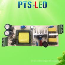 25W/50W sin plomo corriente constante regulable LED Driver de la placa PCB
