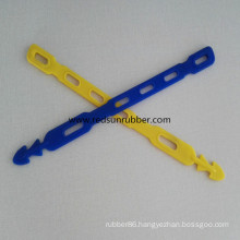 High Quality 450mm Silicone Rubber Strap