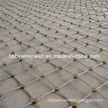Stainless Steel Wire Rope Mesh Supplier