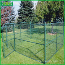 Low cost good quality China chain link sheet fence