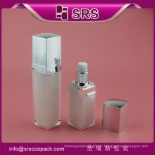 Chine Belle bouteille de lotion en plastique, bouteille de pompe à savon en plastique pour la crème