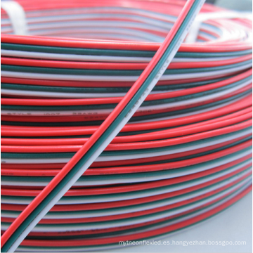 Cable de extensión de cobre estañado 18/20/22 AWG de 3 hilos