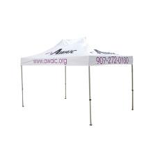 China Custom Made Pop-up-Baldachin Schnelle automatische Öffnung Outdoor-Messe Zelt Pavillon