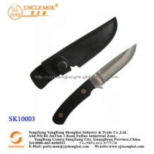 Collection damascus knife