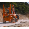 Tractor Mounted Pile Driver untuk Road Barriers