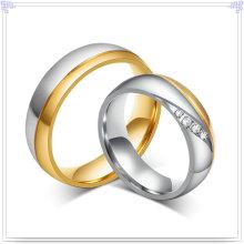 Joyería de acero inoxidable accesorios de moda anillo de moda (SR604)