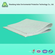 Tecnología sofisticada agua no tejida y repelente al aceite y filtro antiestático filtro de aire / tela filtrante