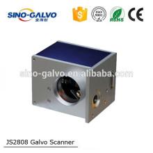Heißer Verkauf 20mm Strahl Aperture CO2 JS2808 Galvo für Laserbeschriftungsanlage