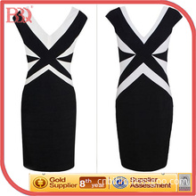 Sexy Short Mini Black Party Dress