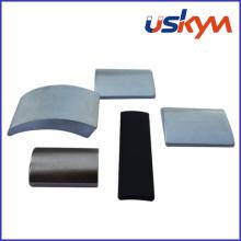 N35sh Nickel Neodymium Arc Magnet (A-005)
