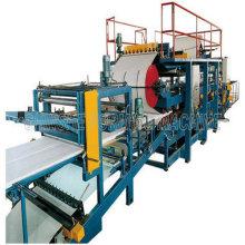 EPS Panel Sandwich Panel Roll Umformmaschine