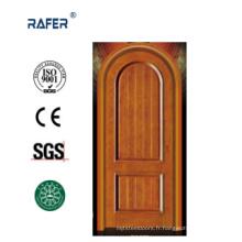 Porte classique en bois 100% naturel (RA-N033)