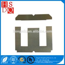 Laminación de la base de acero del silicio eléctrico de la fase única EI para el transformador