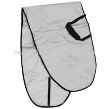 2017 серебристого цвета с cali медведь дизайн вечерять сумка/сумки 70sup