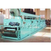 Machine de séchage à ceinture à mailles en une seule couche modèle Dw