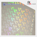 Custom Security 3d hologram projection stretch film