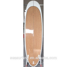 poisson de taille multi kayak bambou longboard rouge paddle board planches de surf ~~!