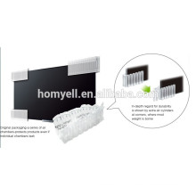 air bubble plastic packing for TV Protective